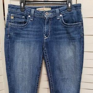Big Star Capri Jeans Size 30